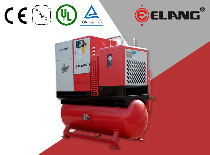 Combined Screw Compressor