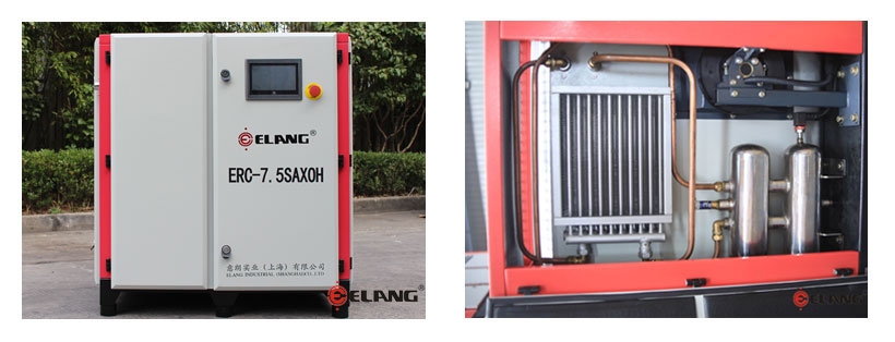 Elang Scroll Air Compressor