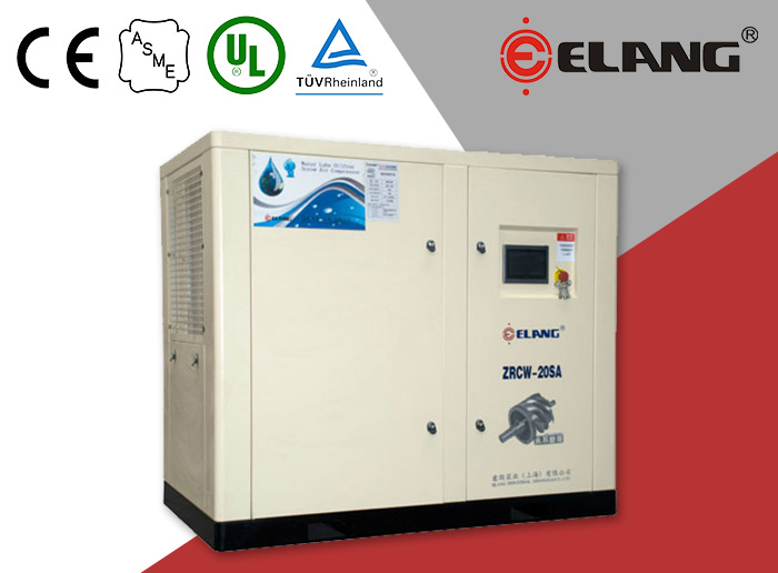 Oil Free Water Lubricated Compressor