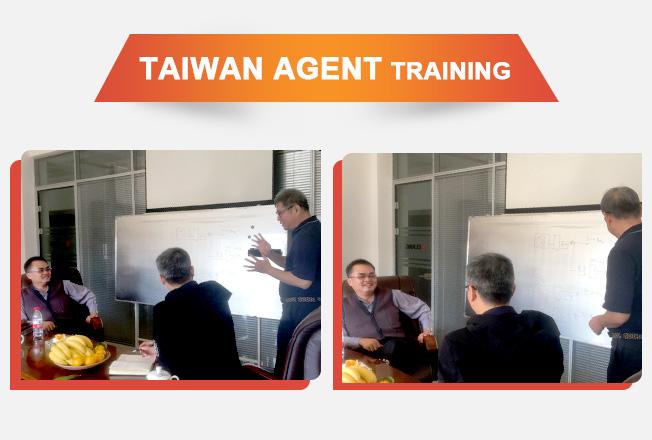 Elang Taiwan Agent