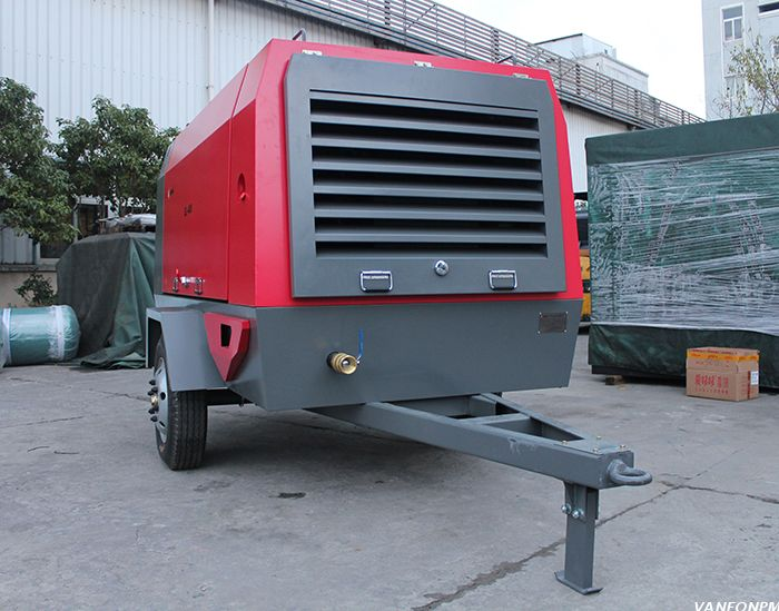 Diesel Portable Air Compressor Thumbnails