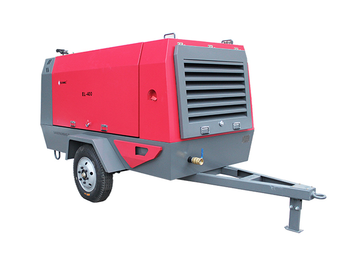 Portable Screw Compressor