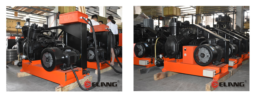 30 Bar - 100 Bar Piston Air Compressor